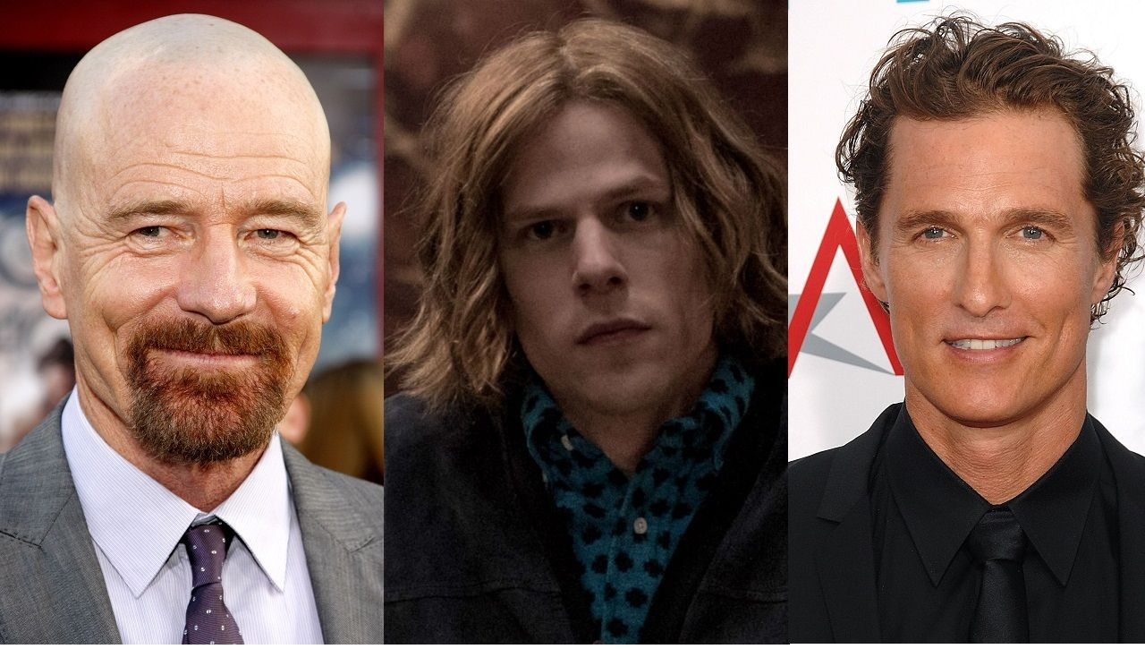 10 Actors Who Would Make A Better Lex Luthor Than Jesse Eisenberg