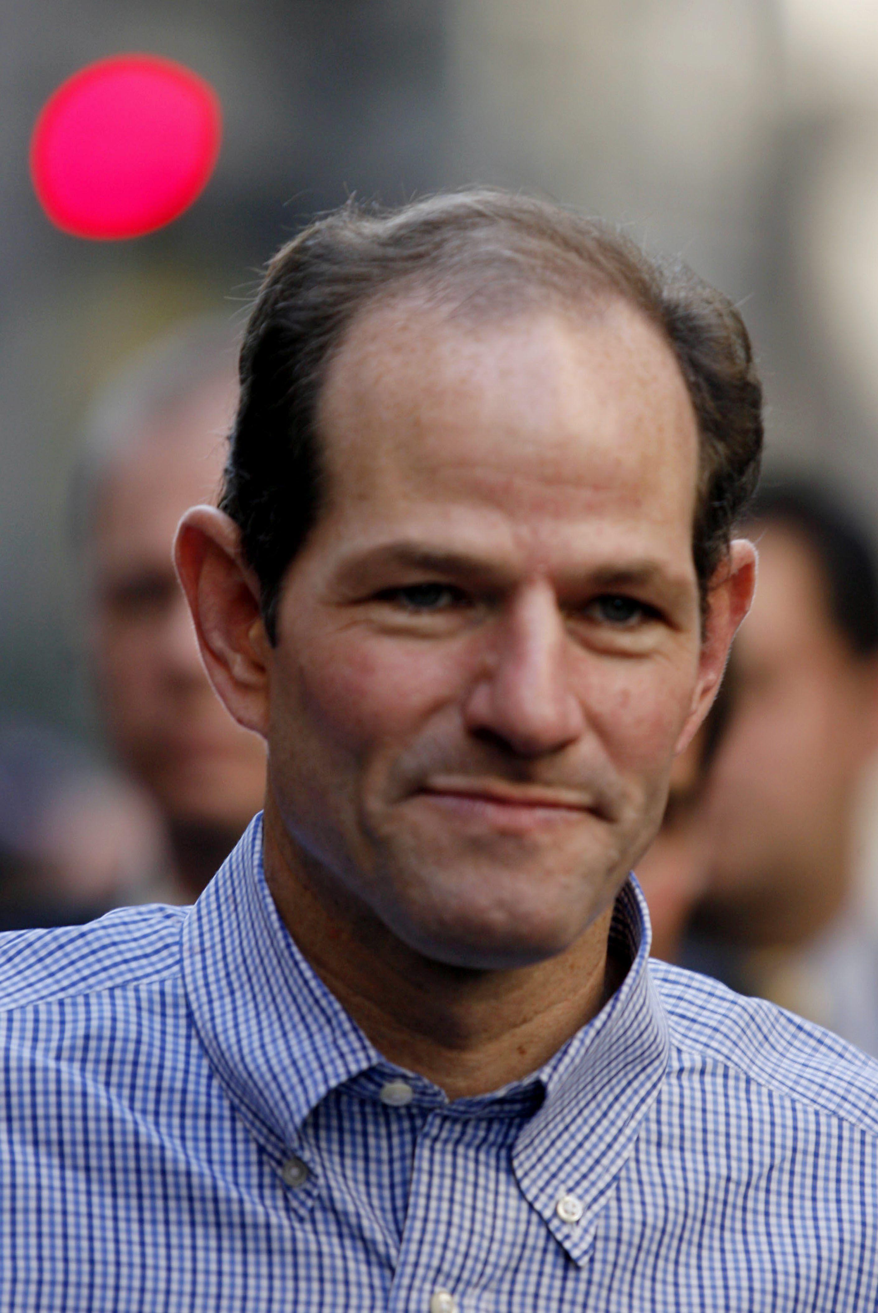 7. Elliot Spitzer