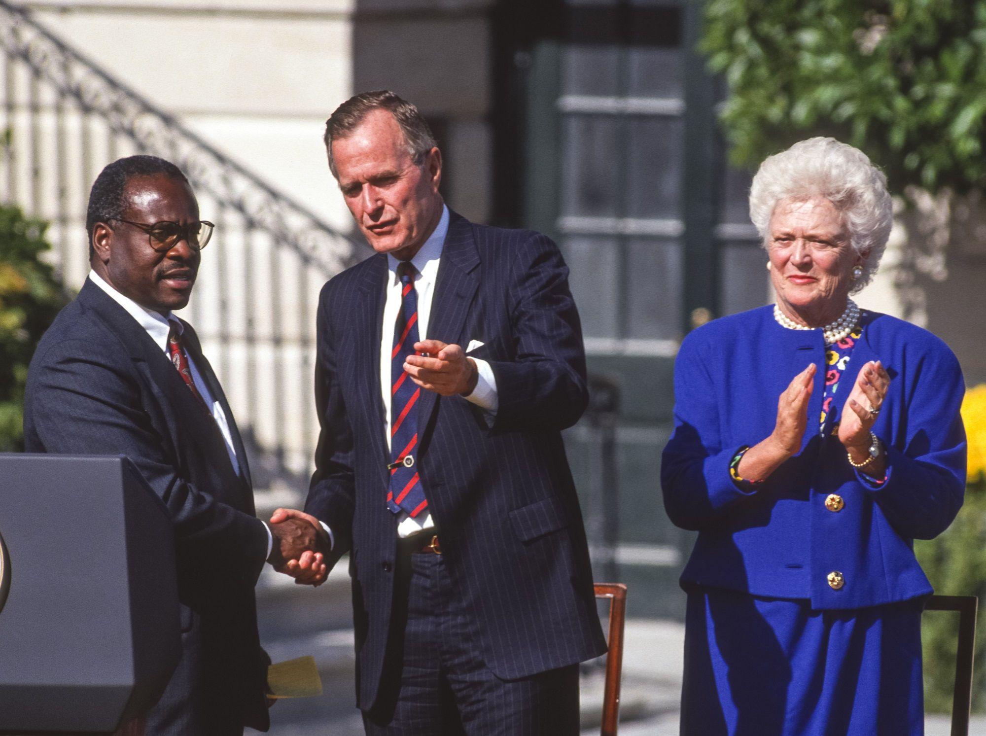 shutterstock_George H. W. Bush