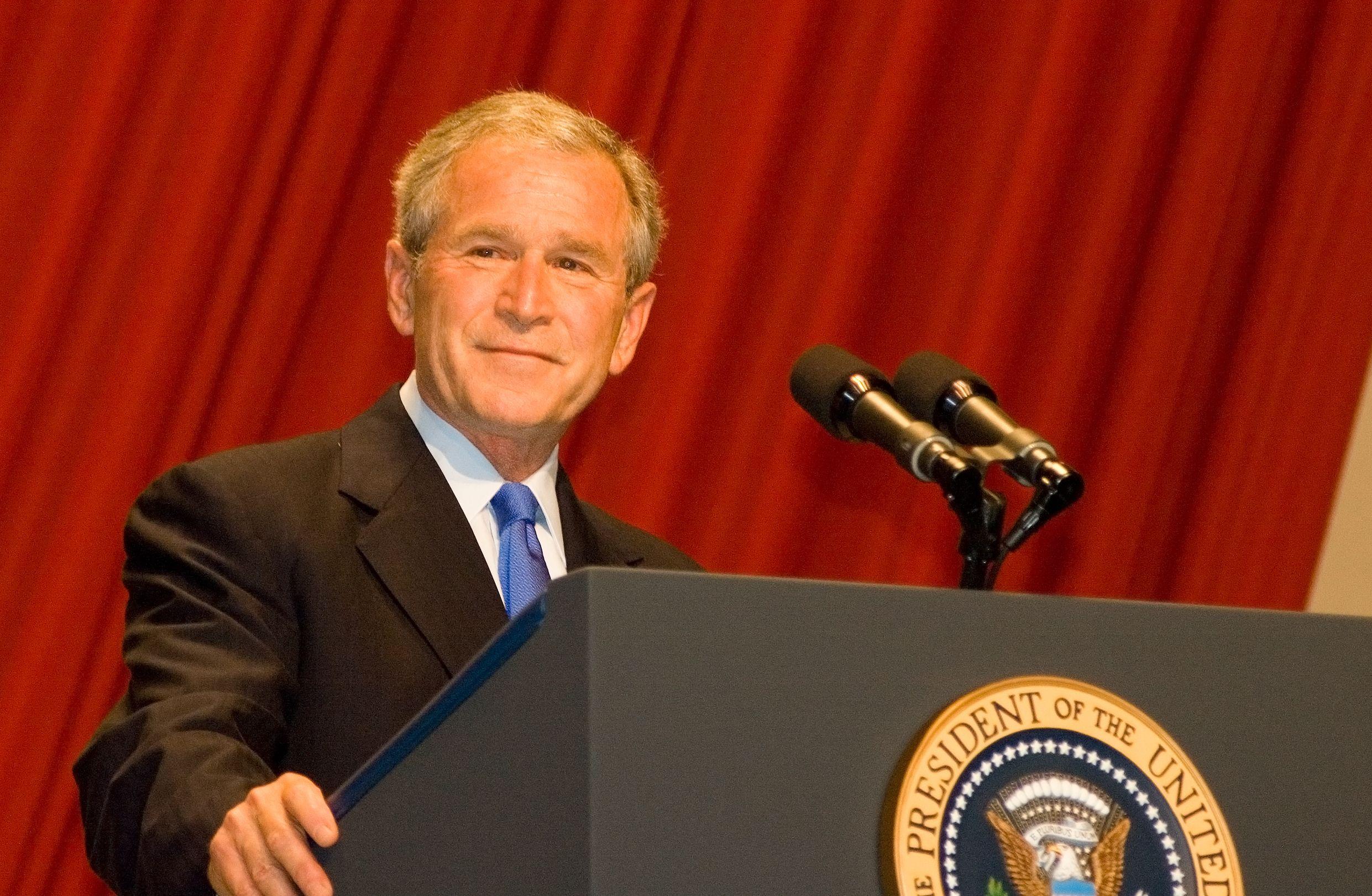 shutterstock_George W. Bush