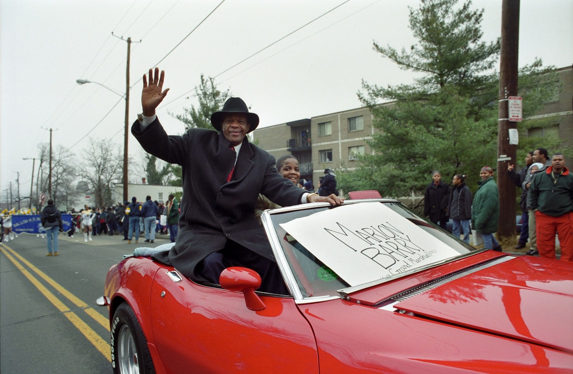5. Marion Barry