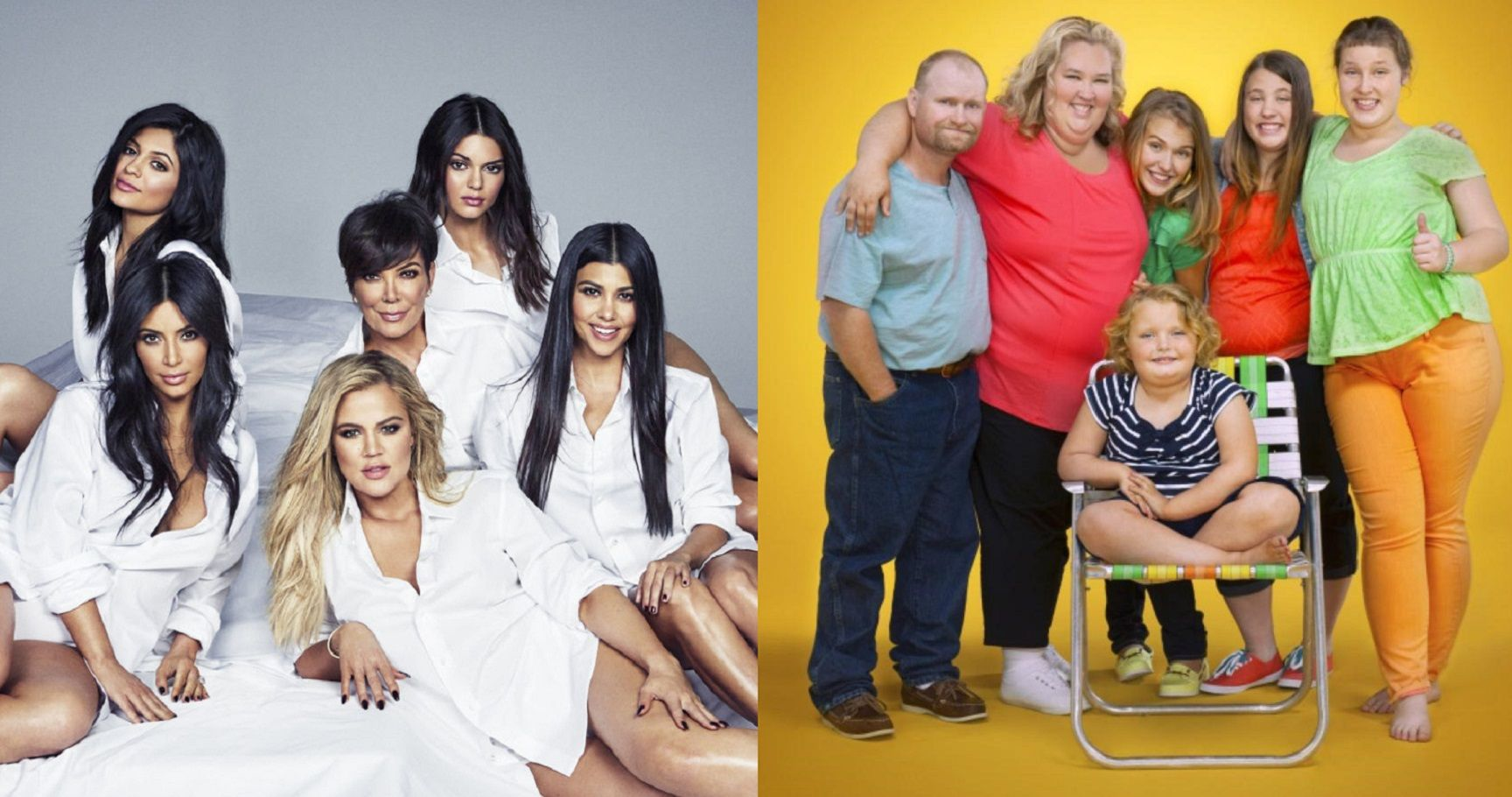 The 10 Most Annoying Reality TV Show Families