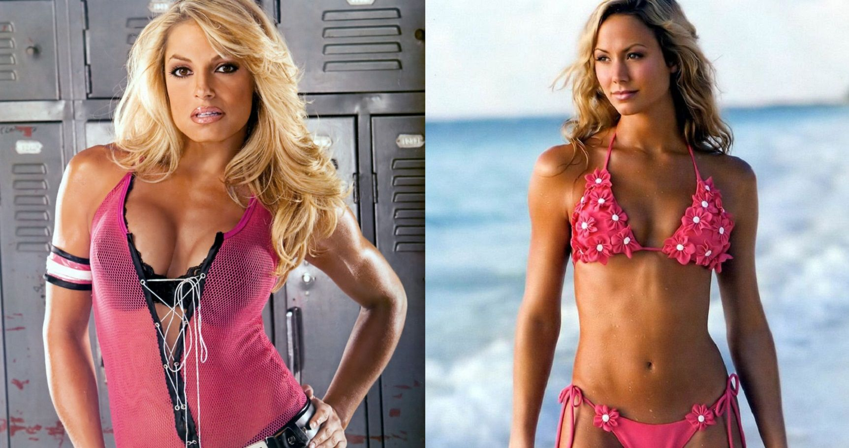 The 17 Richest Past And Present WWE Divas
