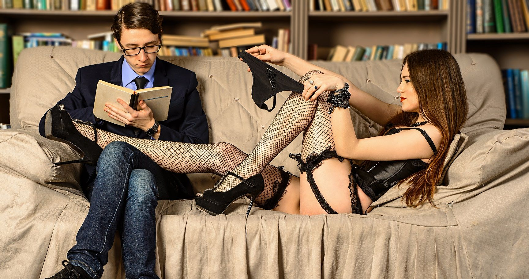 10 Signs You DON'T Have Perfect Sexual Chemistry