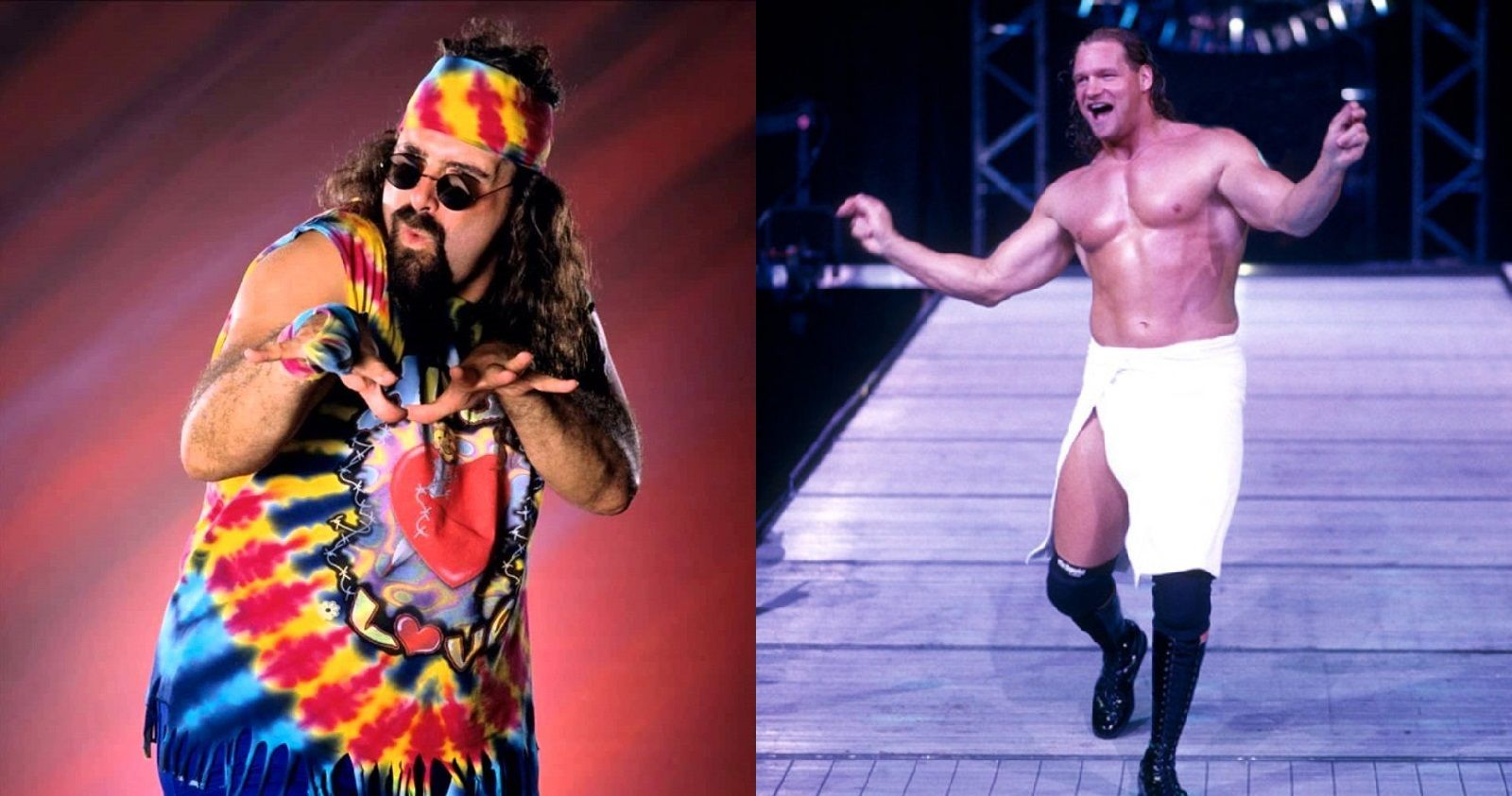11 Wrestlers Who Were Obsessed With Bringing The LOVE