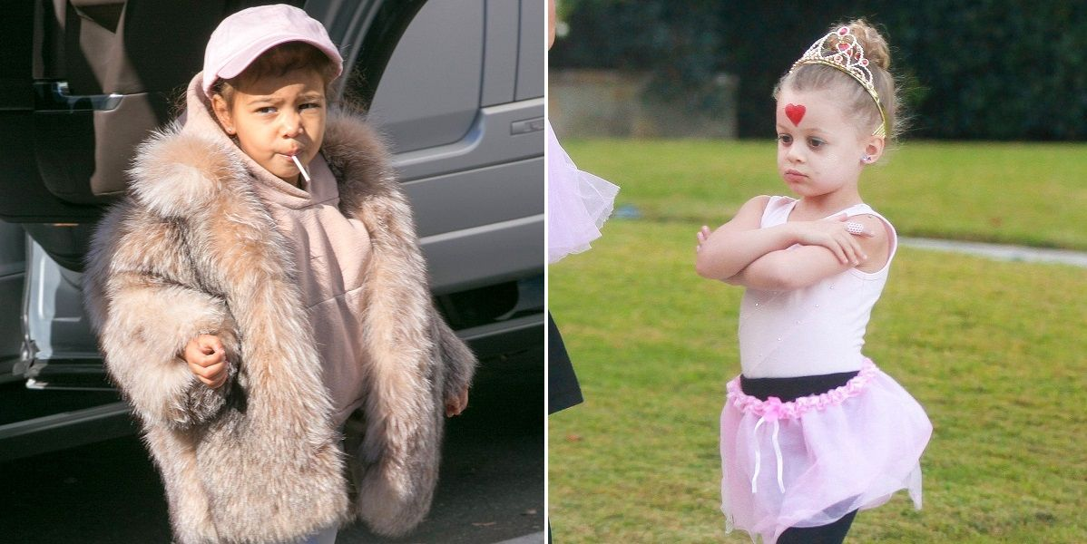 17 Kids Who Have More Swag Than Their Celeb Parents