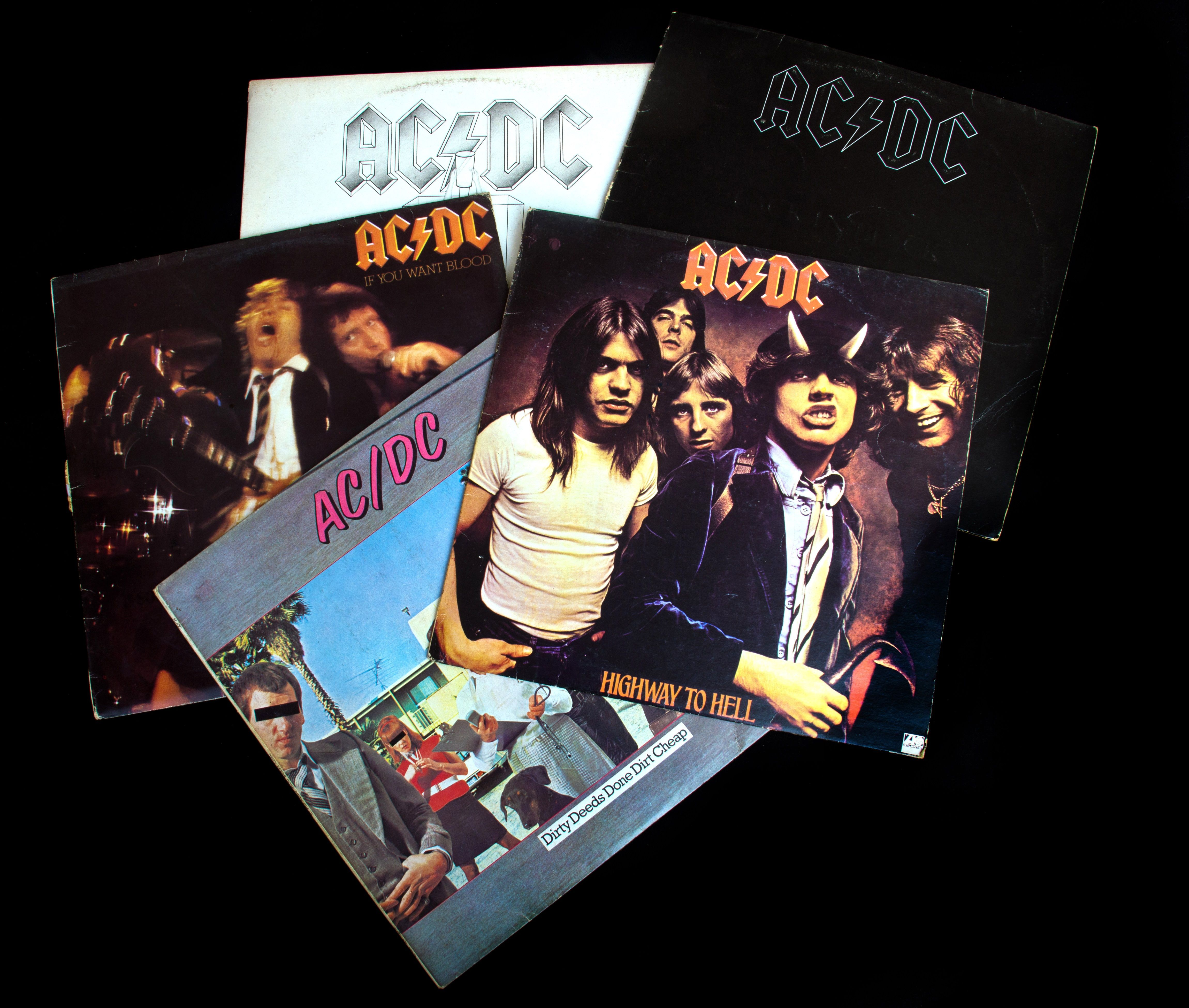 15 Things You Didn't Know About AC/DC