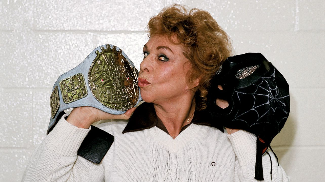 The 15 Worst Female Wrestlers Of The '80s | TheRichest