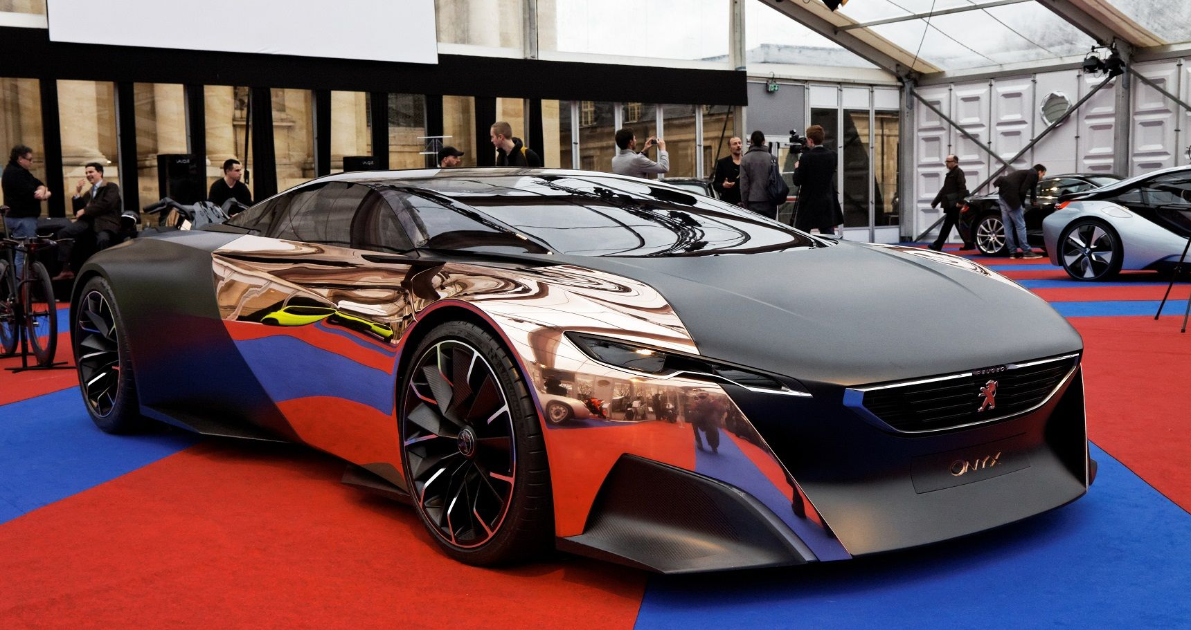 15 Concept Cars That Will Make A Car Lover Drool