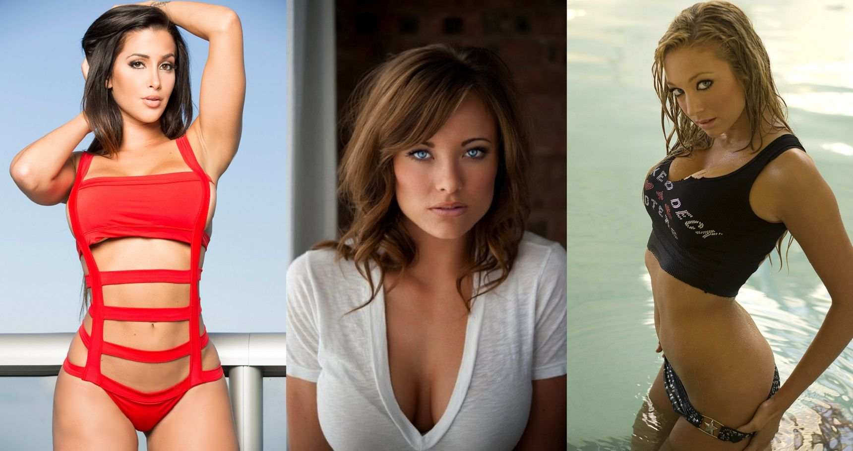 The 25 Hottest NFL WAGs Of 2016