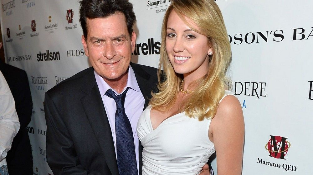 The 20 Sexiest Women Charlie Sheen Has Been With