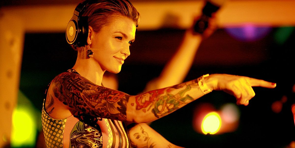 10 Reasons Why Ruby Rose Drives Both Men And Women Wild