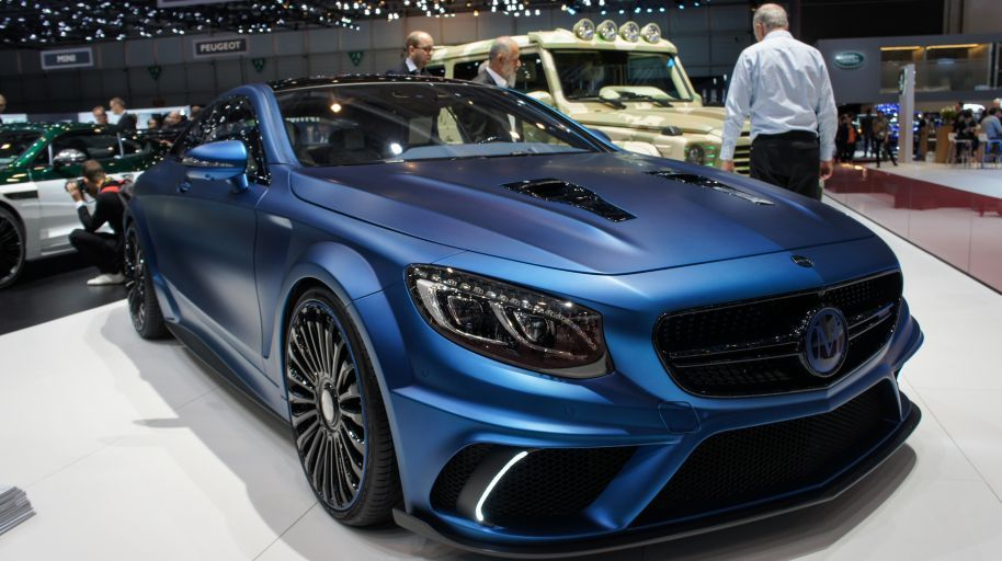 15 Most Extravagant Mansory Modified Cars