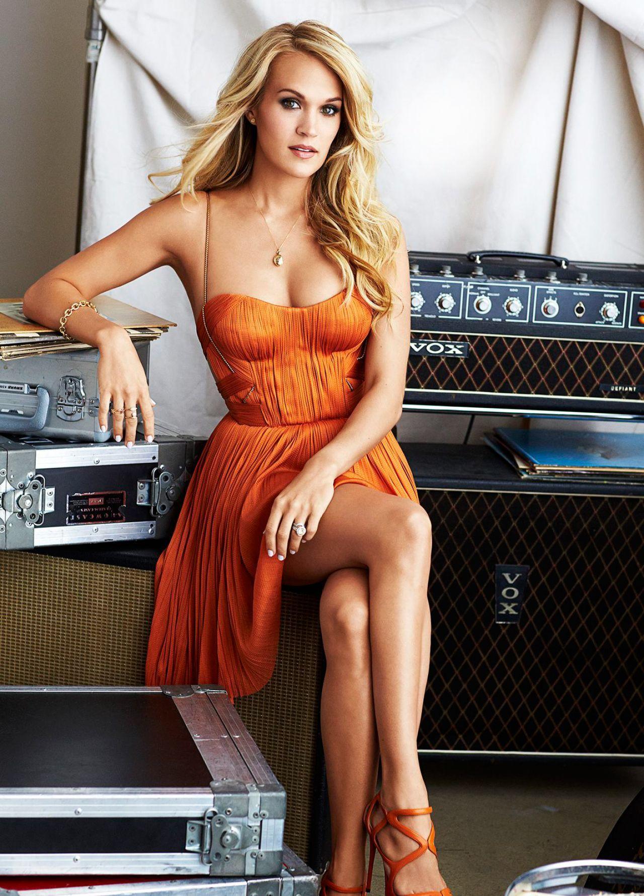 10. Carrie Underwood