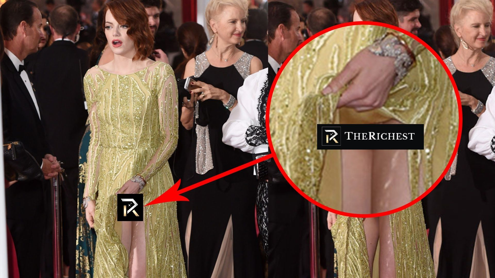The 13 Worst Celebrity Wardrobe Malfunctions At Public Events