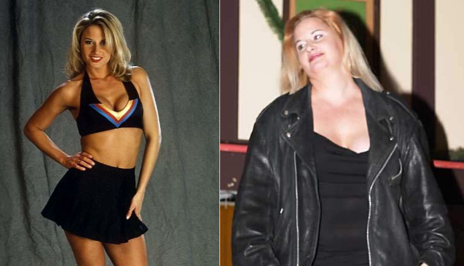 Hot To Not: 17 WWE Stars Who Lost Their Looks