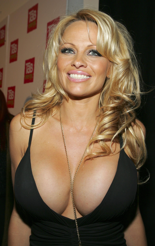 15. Pamela Anderson