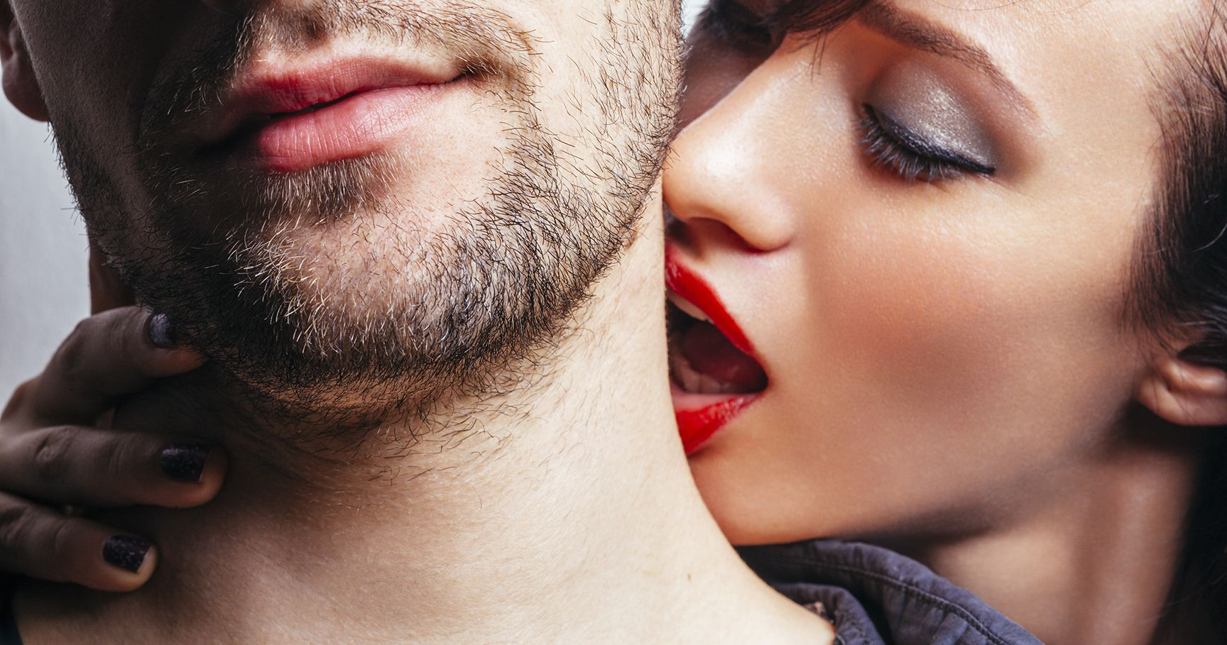 10 Erogenous Zones All Men Want to Be Touched