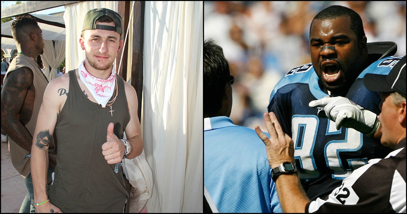 11 More NFL Players Who Are Actually Terrible People