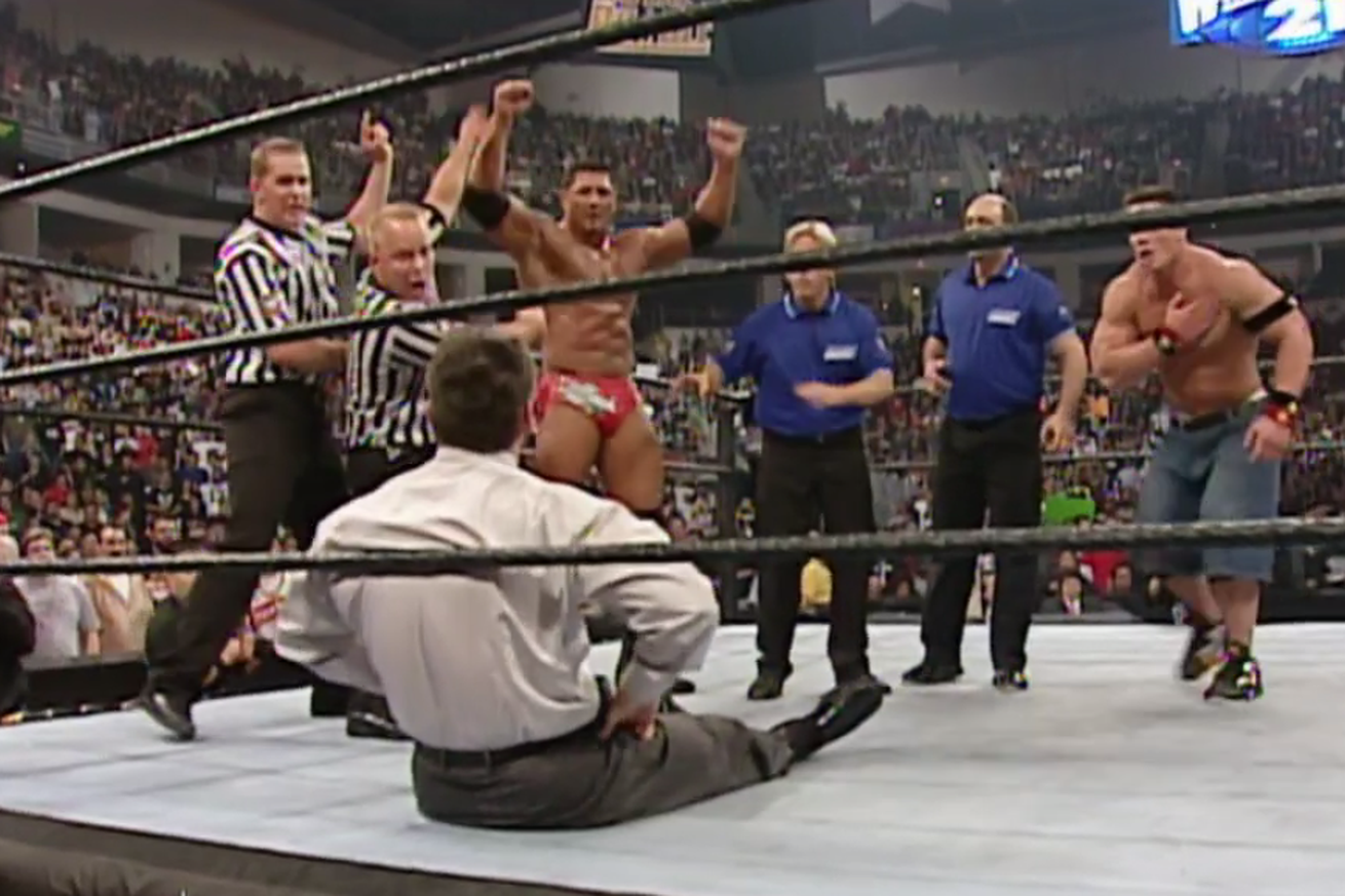 15 Things From The WWE Blooper Reel Vince McMahon Wants You To Forget