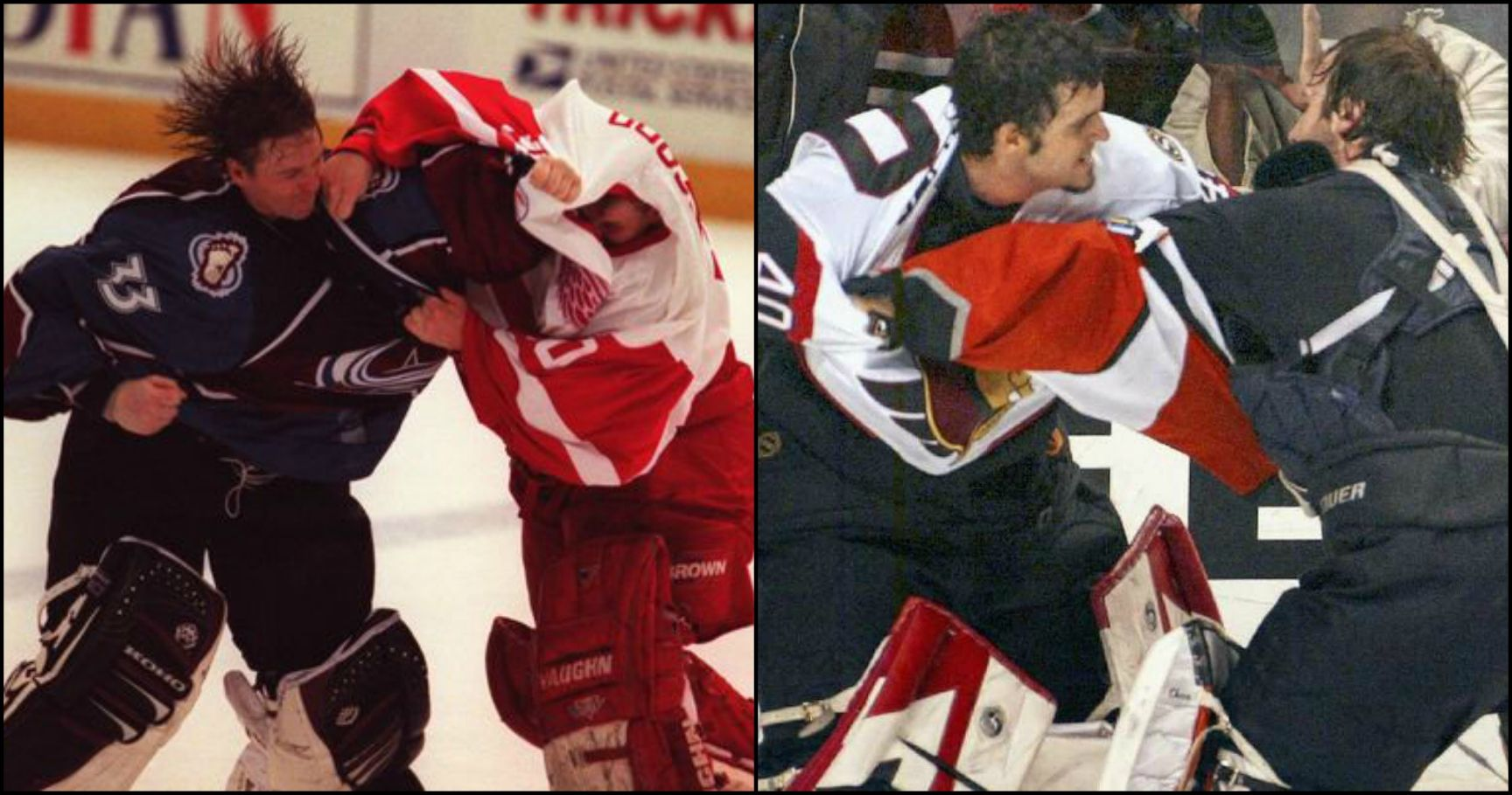 Top 10 Worst Hockey Brawls of All Time