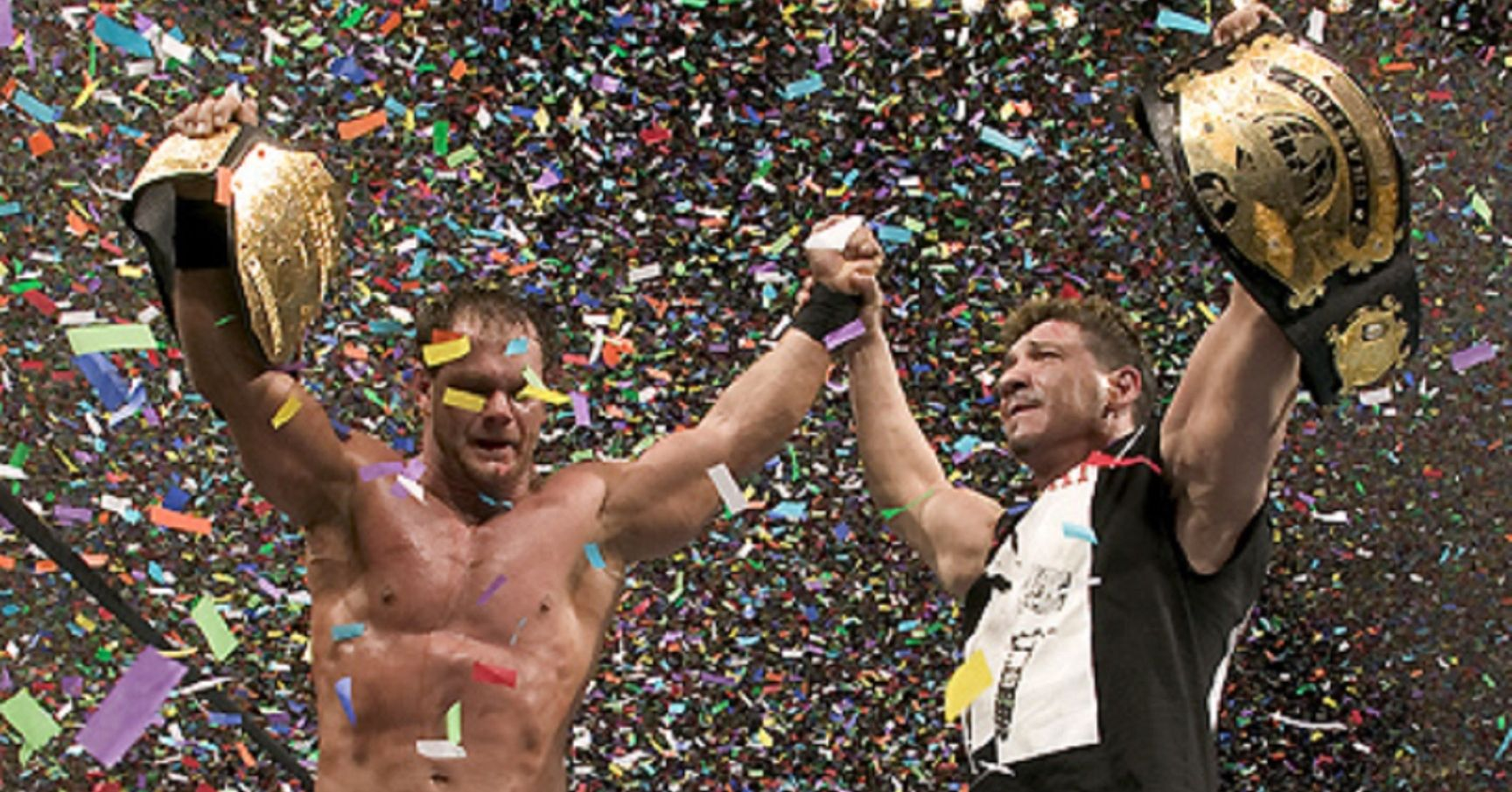 15 Of The Most Emotional Pictures From Live WWE Events