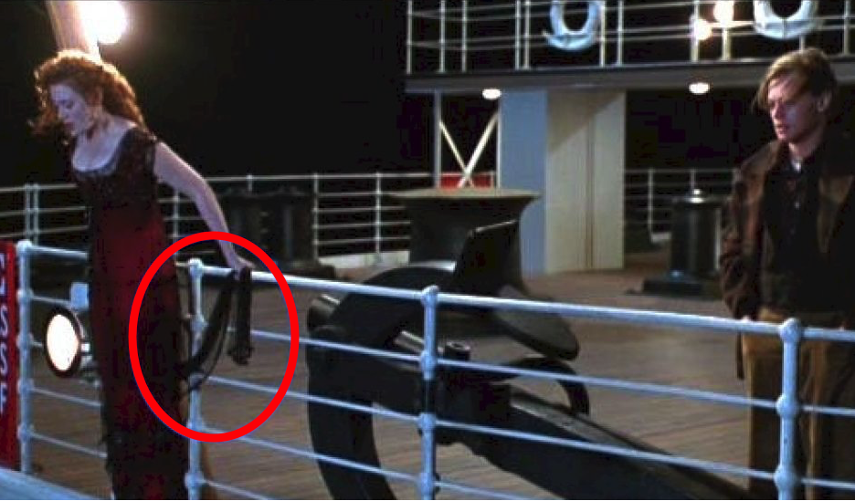 15 Shocking Mistakes You Didn't Notice In Titanic