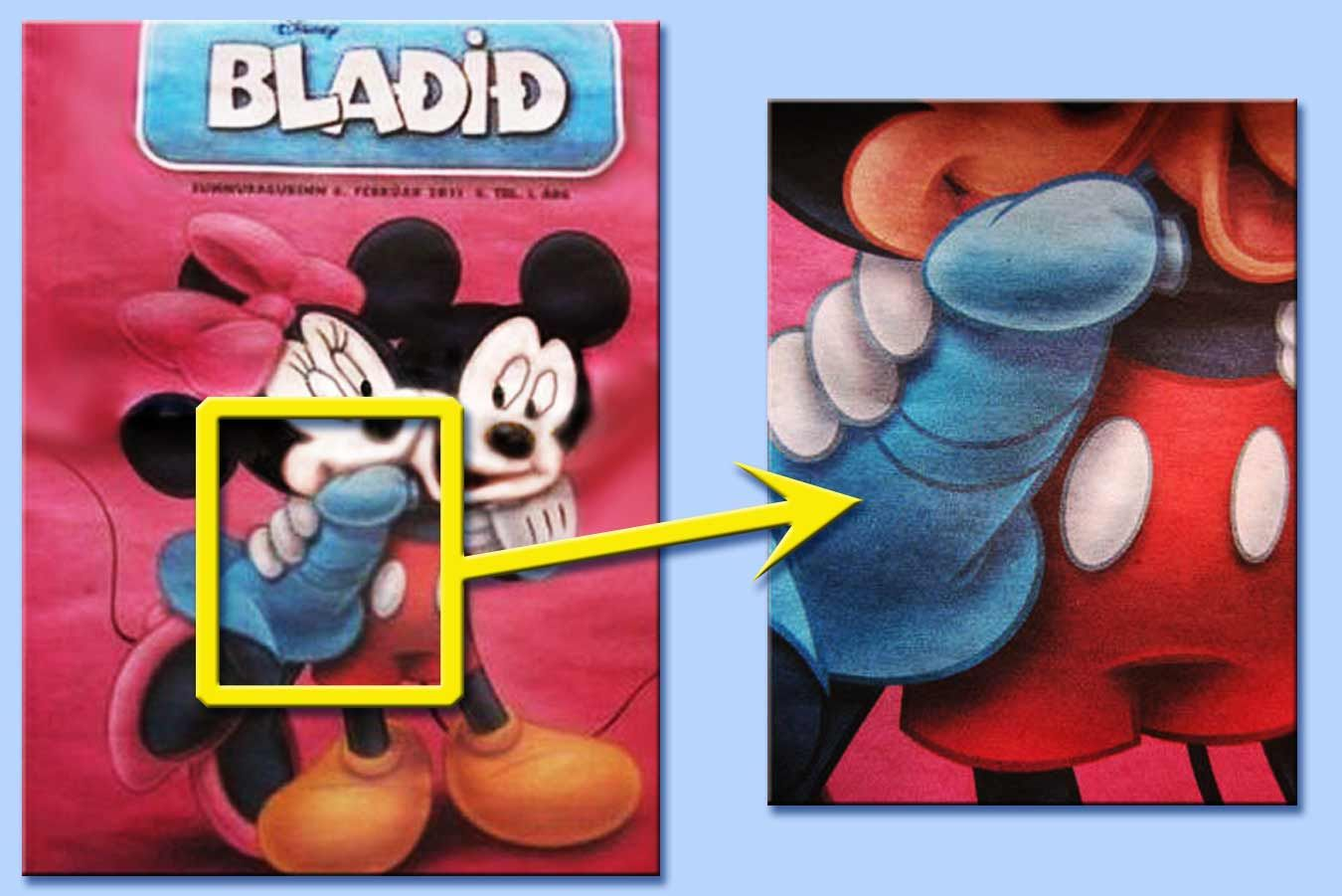15 Times Disney Animators Had A Dirty Mind