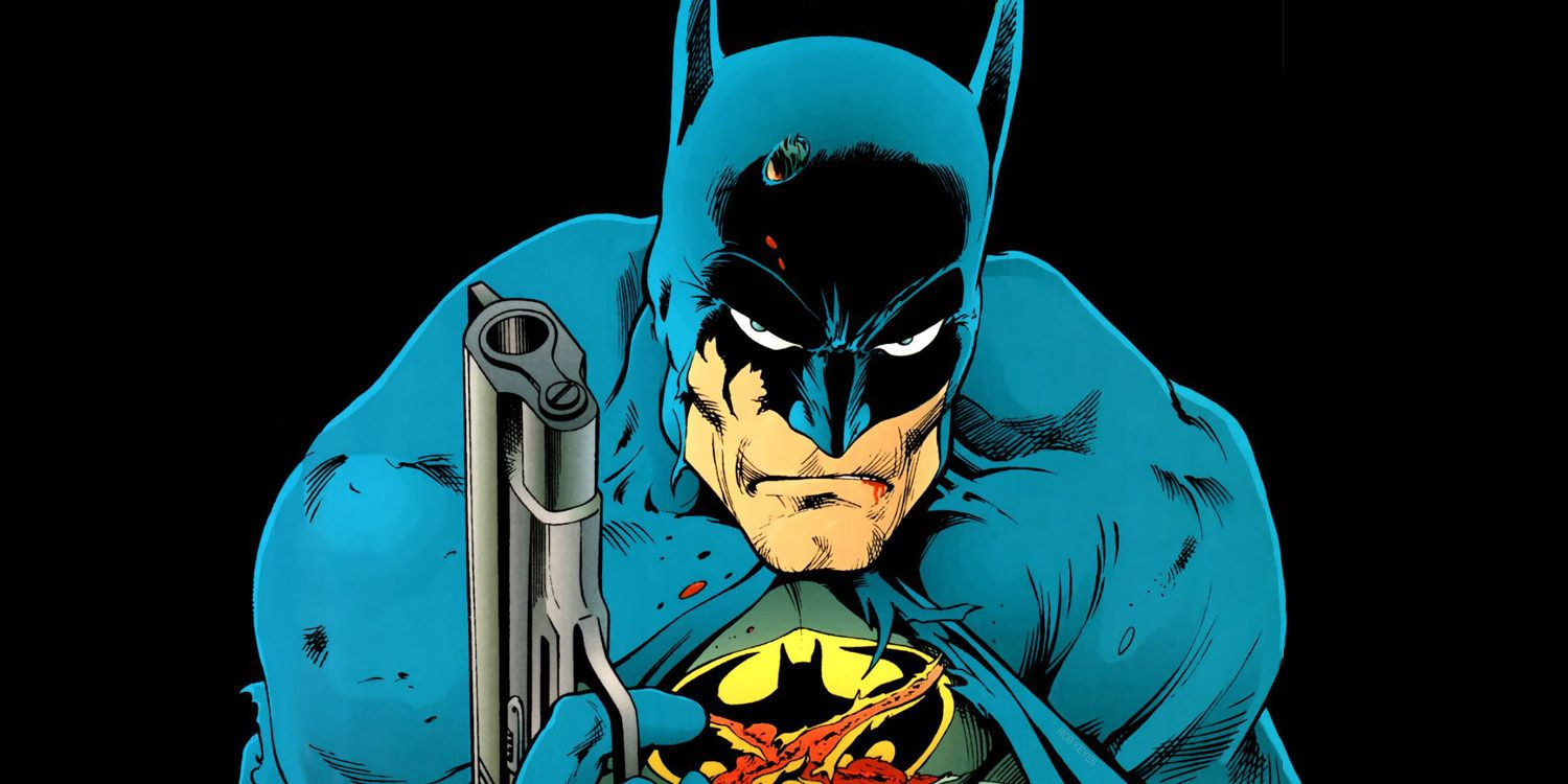 15 Shocking Times Batman Has Brutally Killed Someone