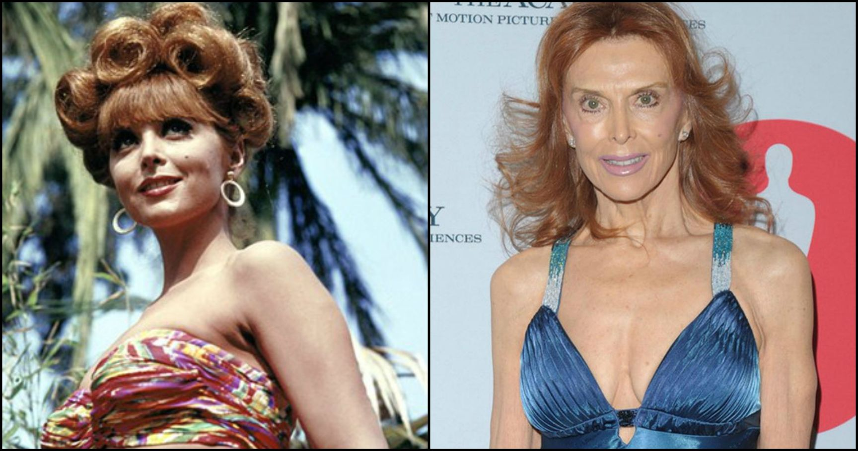 15 Former TV Beauties that Haven't Aged Well