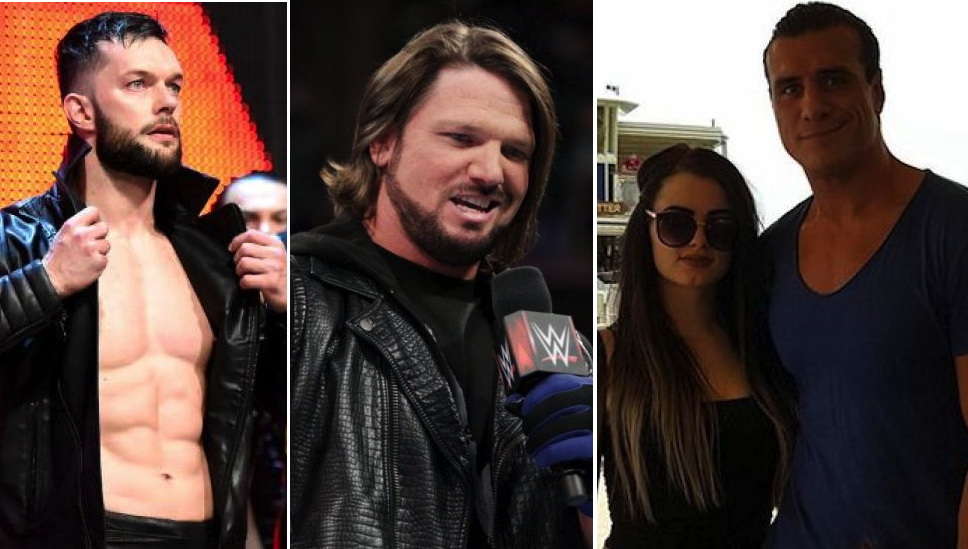 15 Rumored Names The WWE Purposely Split Up In The Brand Split