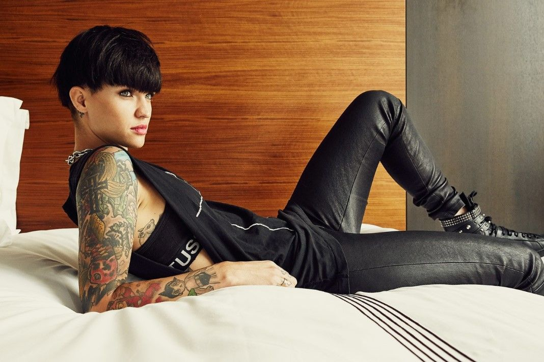 fa16626ca 15 Hottest Images of Ruby Rose You Need To See | TheRichest