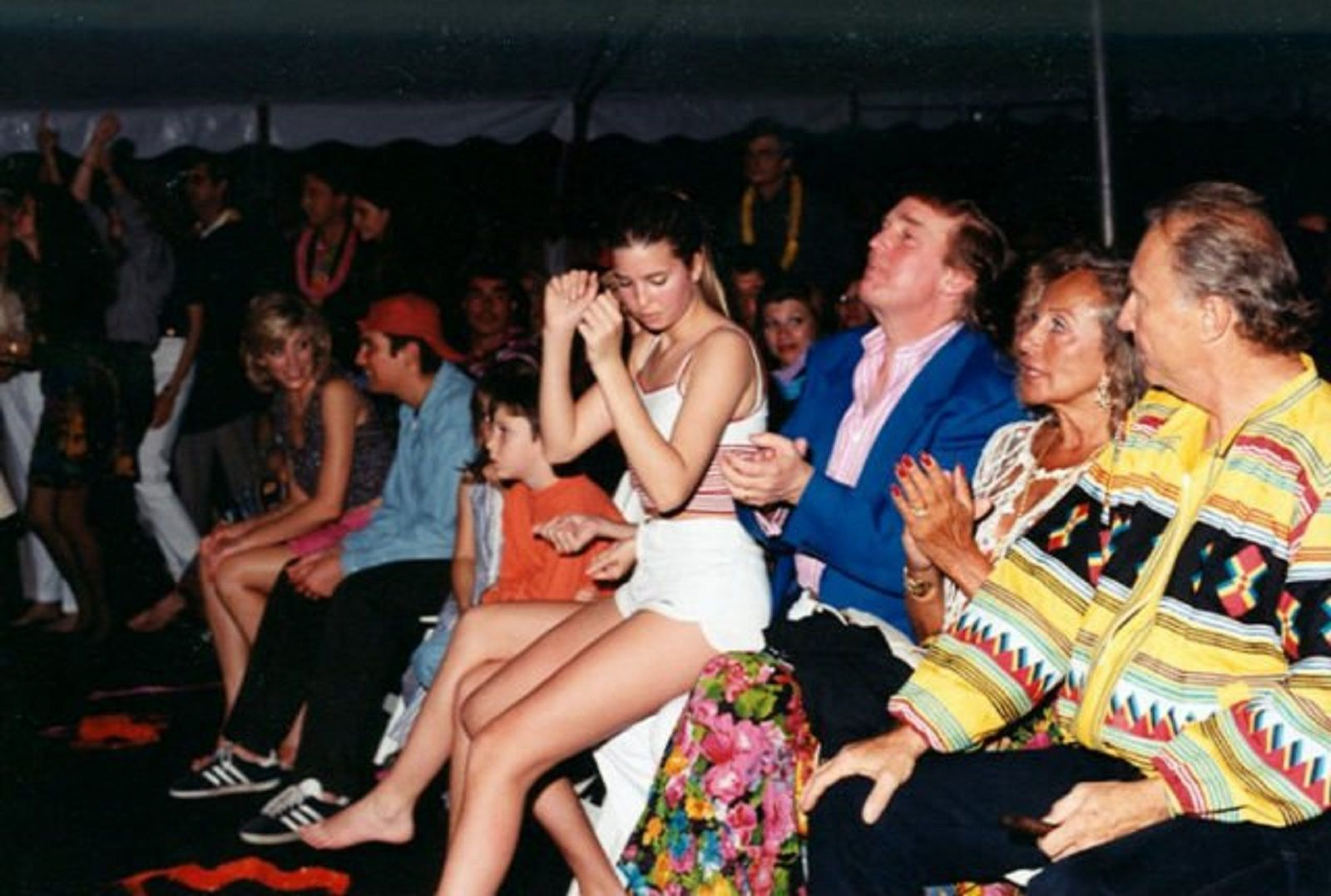 15 Photos Of Donald Trump Caught In Compromising Situations ...