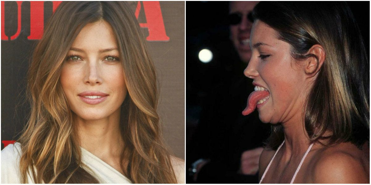 Jessica biel younger years