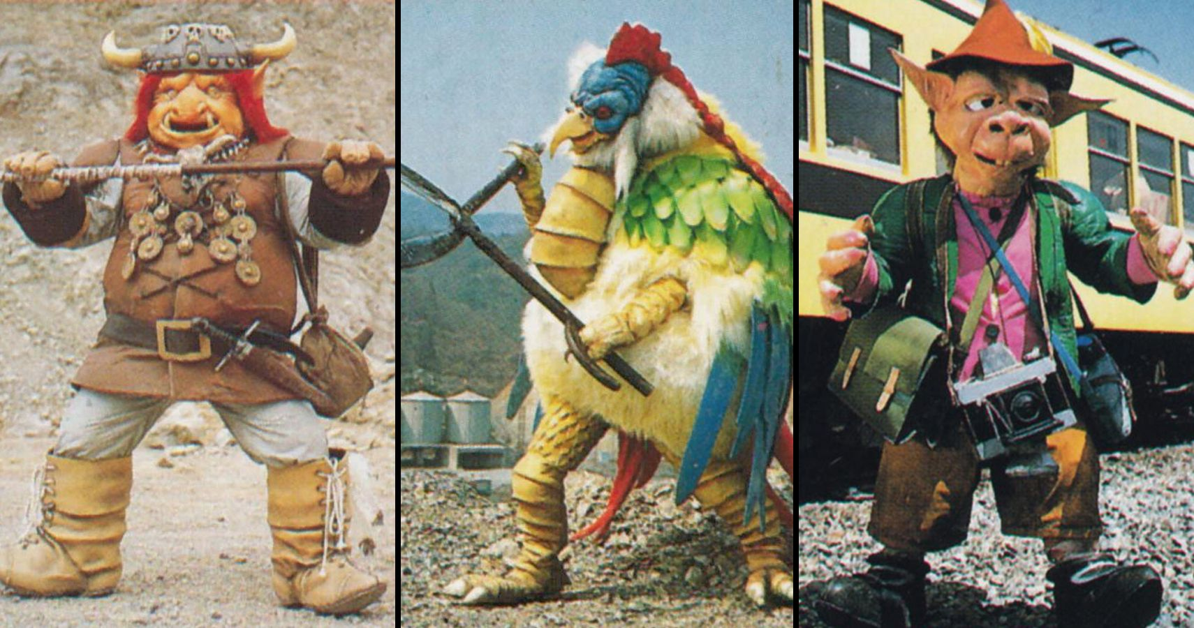 The 15 Worst Power Rangers Villains Ever | TheRichest