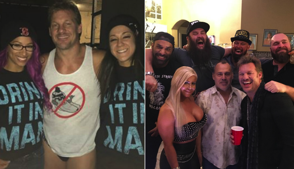 20 recent pics you need to see of wwe stars partying outside the ring