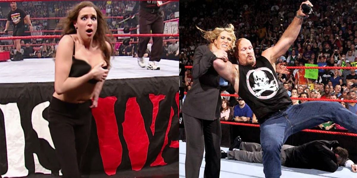23 Times Stephanie McMahon Got What She Deserved