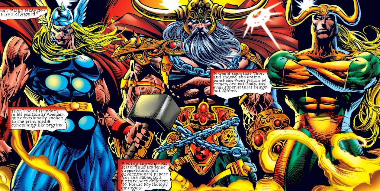 similarities zeus and thor Zeus and thor are both respected gods in norse and greek mythology while both had amazing strength, zeus still had the power over all the gods which thor did not one of the huge similarities is that both thor and zeus were gods of the sky and thunder.
