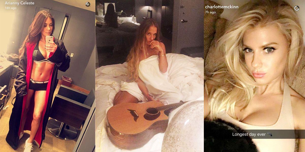 Julianne privaten Snapchat