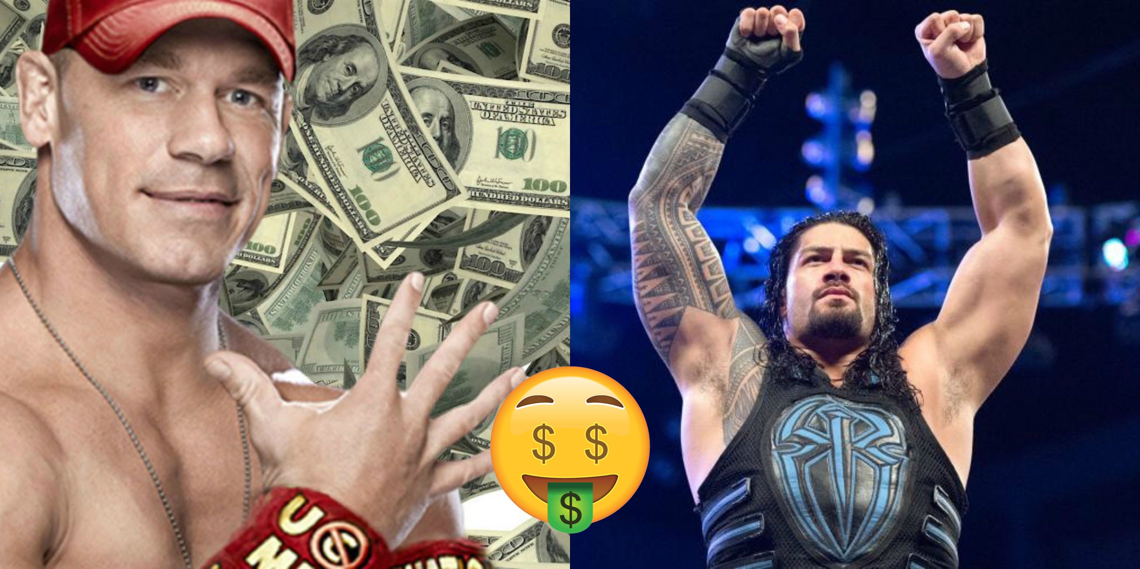 highest paid wrestlers in 2017 therichest. Black Bedroom Furniture Sets. Home Design Ideas