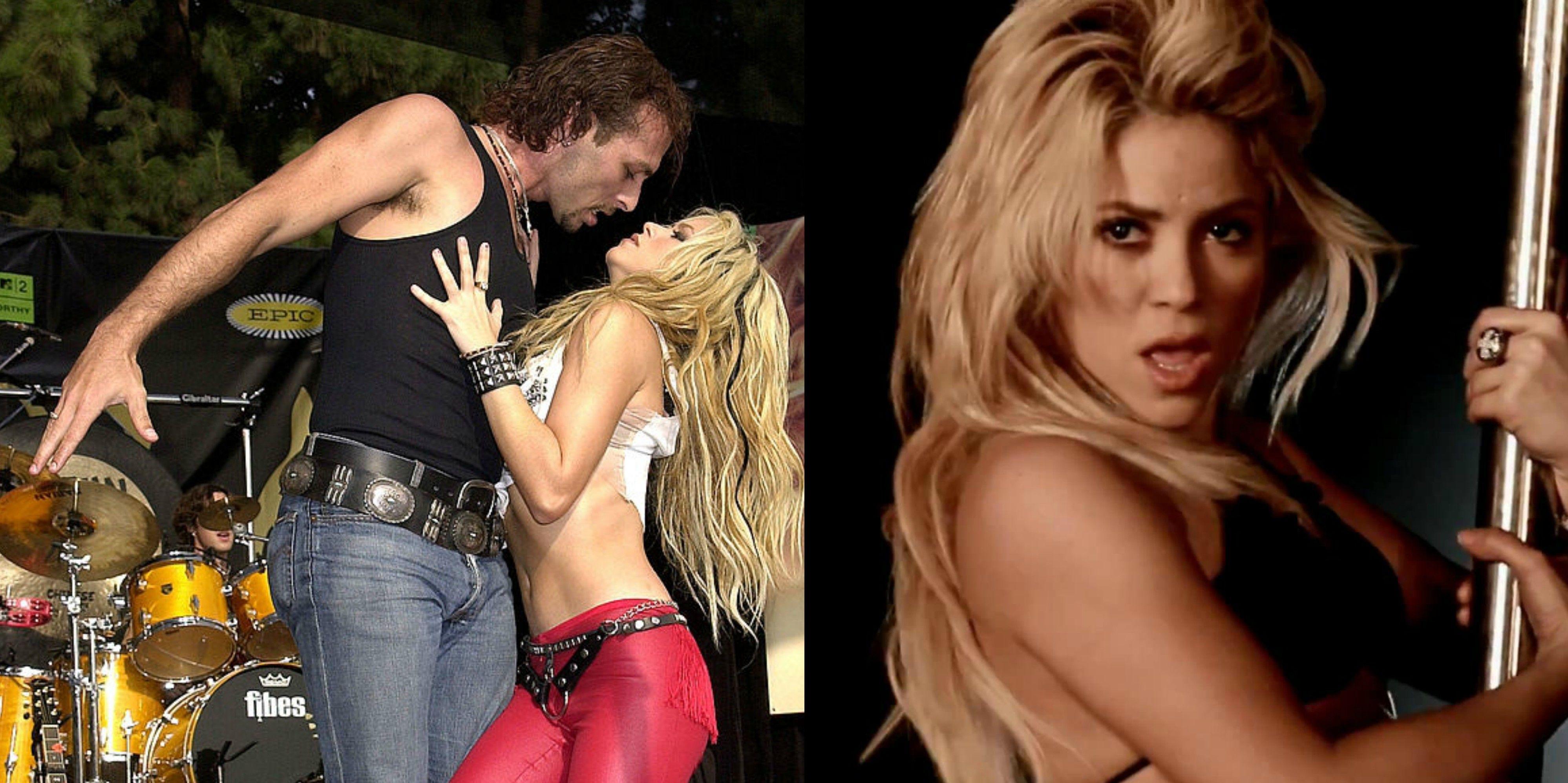 Shakira position hote nude congratulate