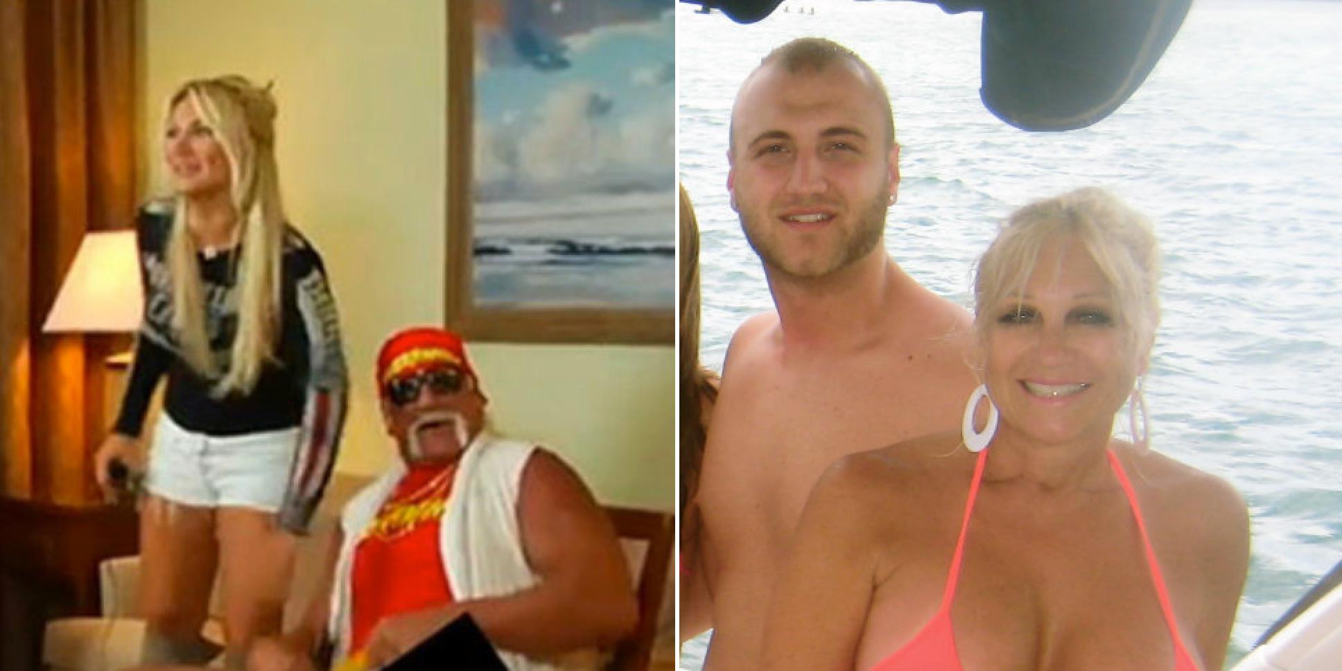 Hacked Brooke Hogan naked (67 pics), Bikini