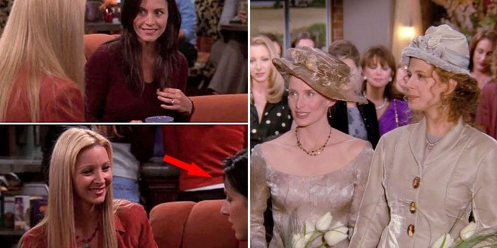 Did chandler their where honeymoon monica go and for This Plothole
