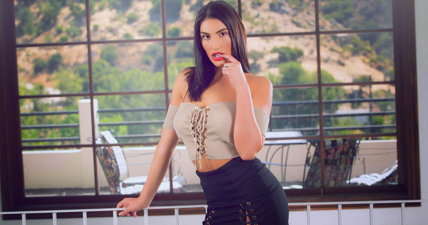 August ames and abella danger hd