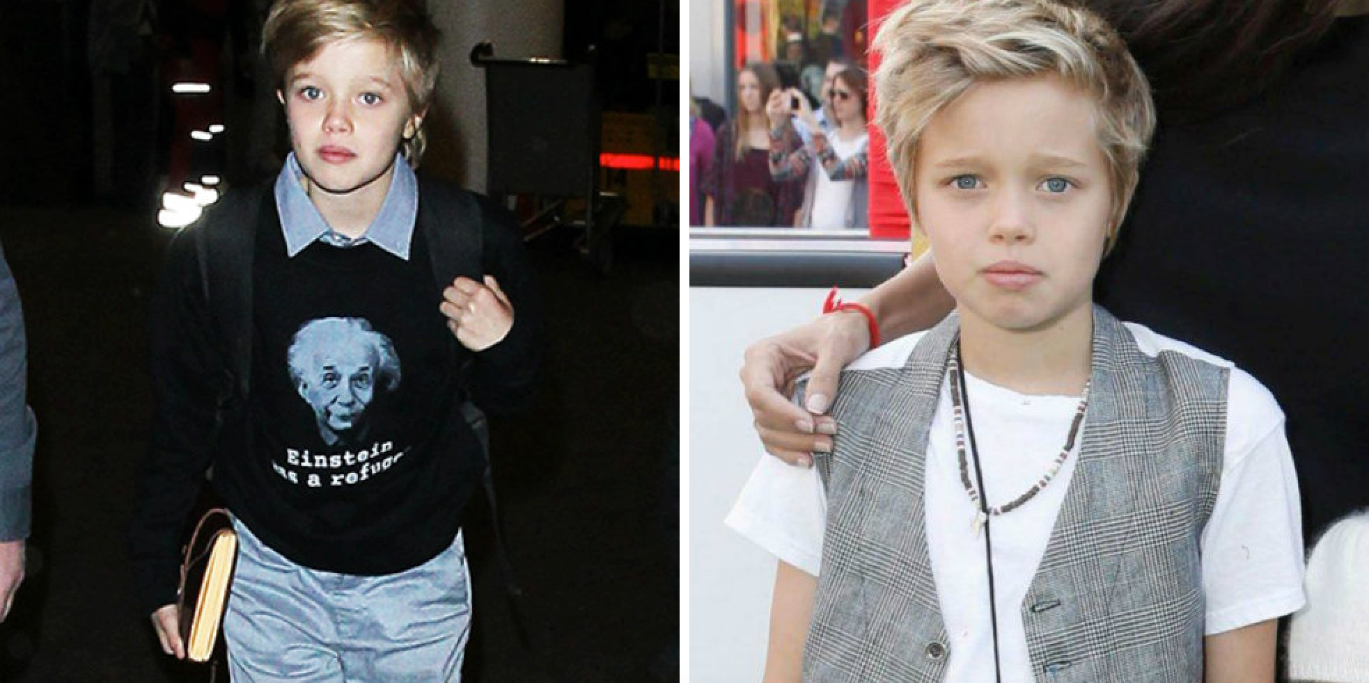 Times Shiloh Pitt Outdid Angelina With Her Amazing Style