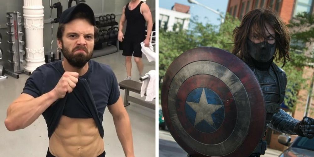 20 Things Sebastian Stan Had To Do To Become The Winter Soldier