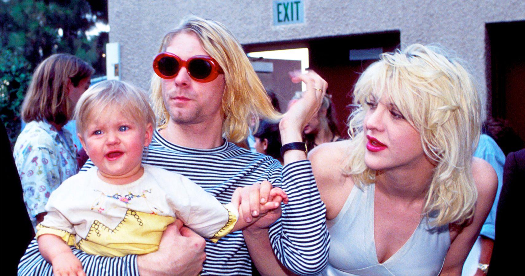 Kurt Cobain S Daughter Celebrates Life Milestone Therichest