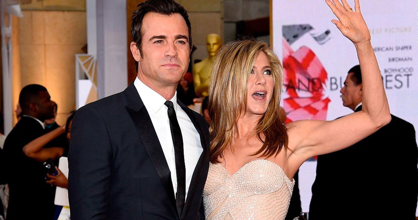 Jennifer Aniston's Failed Marriage Was A Hoax