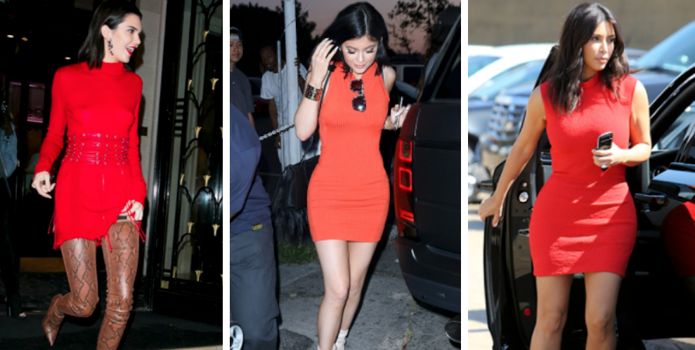 Who Wore It Better  15 Times The Kardashian-Jenner Sisters Shared ... 31ede7f36