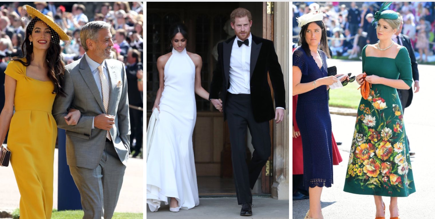 Royal Wedding  12 Best-Dressed Guests And 12 Who Should Have Hired A Stylist c60e3a0459b8